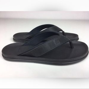 c27e371fe Louis Vuitton men s Damier Graphite Thong Sandals
